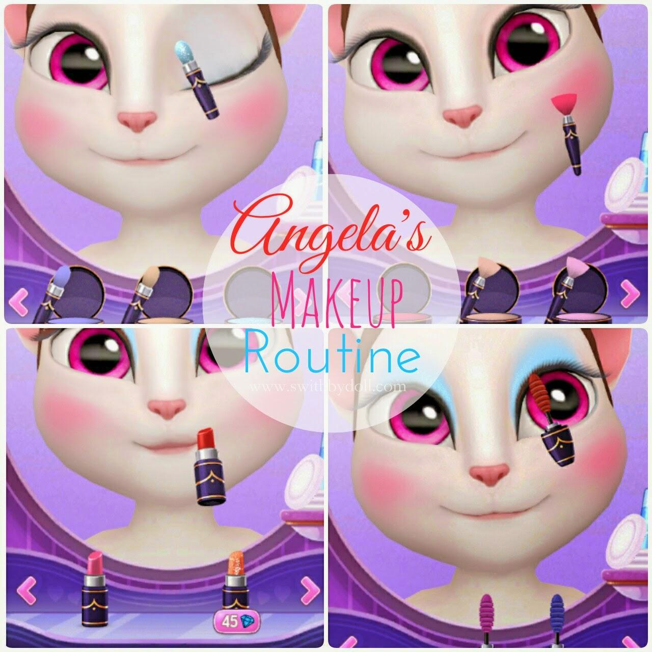 Makeup Talking Angela | Makeupview co