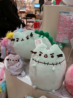 Toy Fair 2018 Gund Pusheen Plush