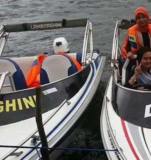 Speedboat Sarangan