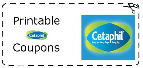 image relating to Cetaphil Coupons Printable referred to as Cetaphil Discount coupons Printable Grocery Discount coupons