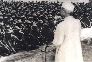 1965 के जंग के दौरान ली गयी लाल बहादुर शास्त्री की कुछ तस्वीरें