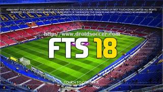 FTS 18 Mod by Moch Rzky16 Apk + Data Obb