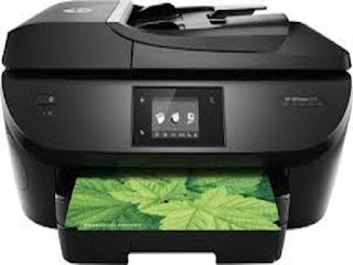 Picture HP Officejet 5741 Printer