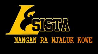Lirik Lagu LSista - Mangan Ra Njaluk Kowe