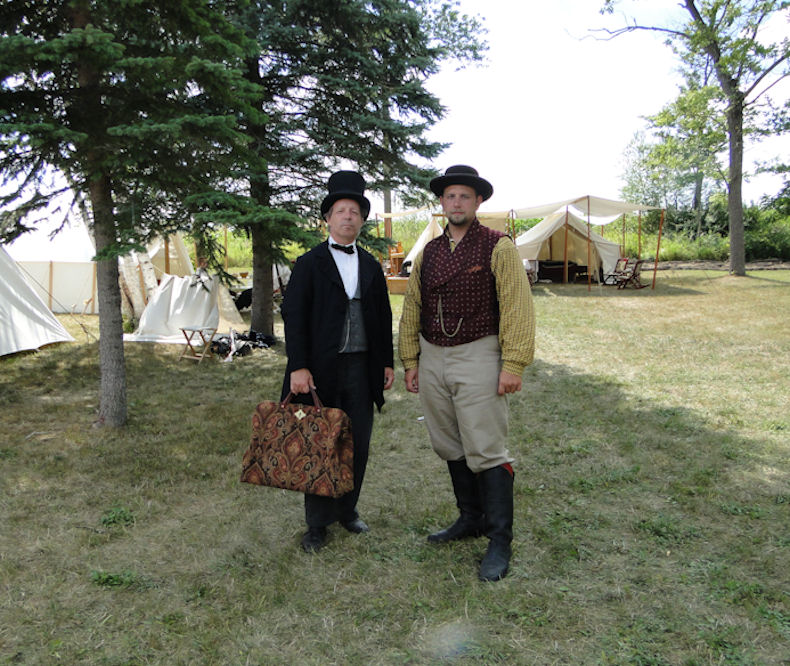 Passion For The Past: The Civil War In Port Sanilac