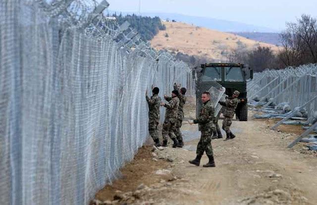 Mazedonien verlängert Ausnahmezustand an Grenzen, um Migrantenströme zu reduzieren
