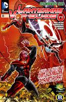 Os Novos 52! Lanternas Vermelhos #8