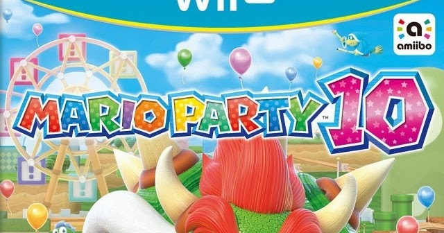 Superphillip Central Mario Party 10 Wii U Review