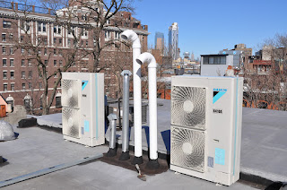 Phoenix Split Unit Air Conditioning System