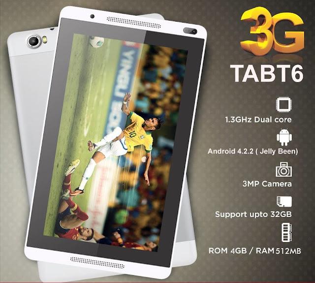 Calme Tablet Tab6