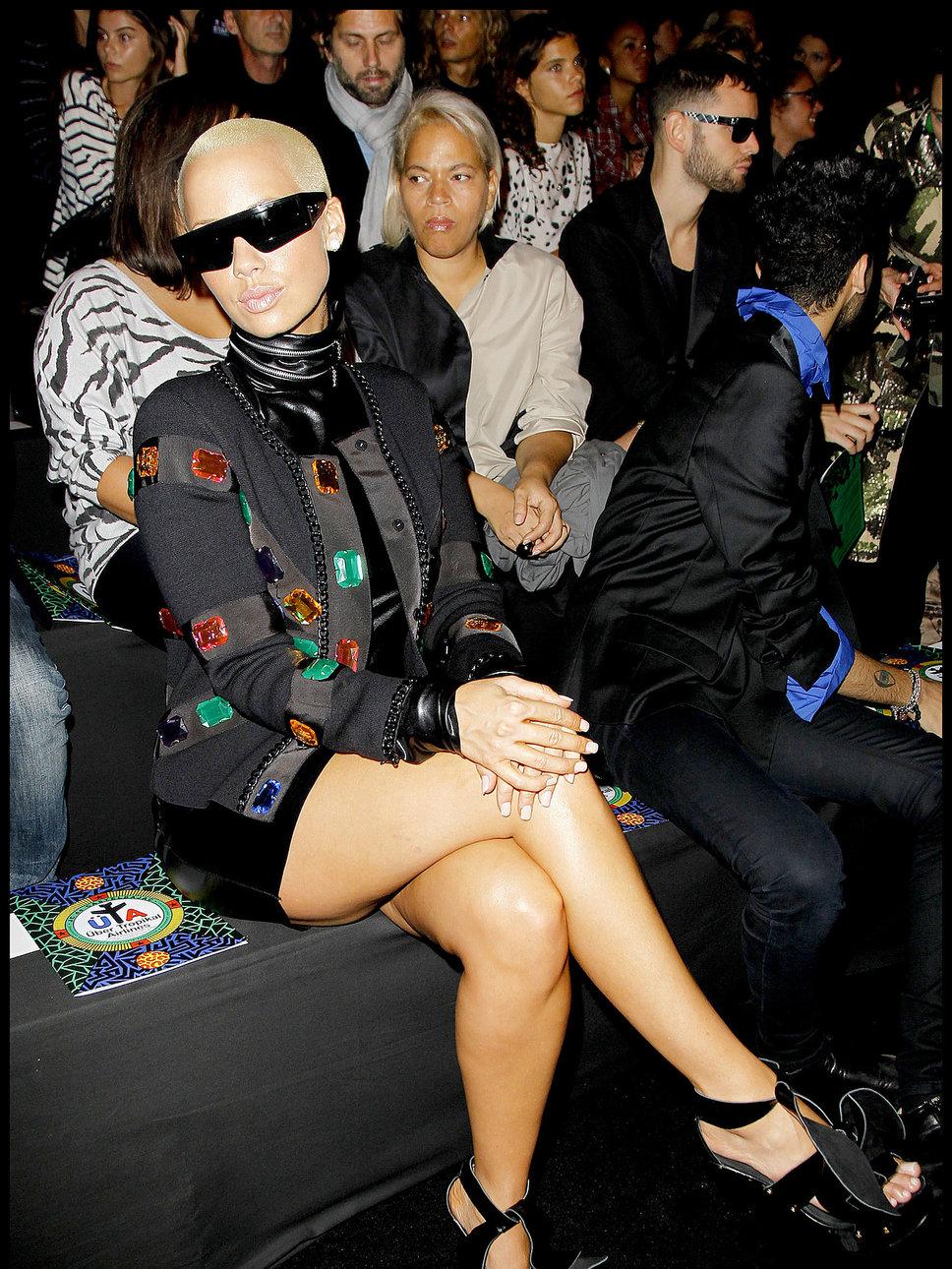 Amber Rose Louis Vuitton Ad Sneakers | www.pixshark.com ...