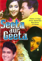 Seeta Aur Geeta 1972 Full Hindi Movie 720p HDRip x264 Download