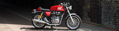 Royal Enfield Continental GT side profile image hd 0