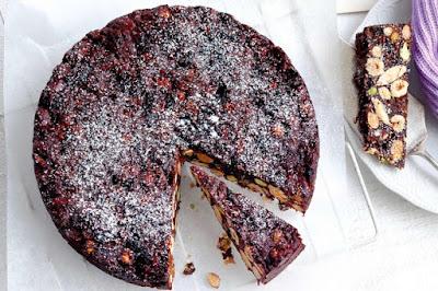 Panforte desserts recipes