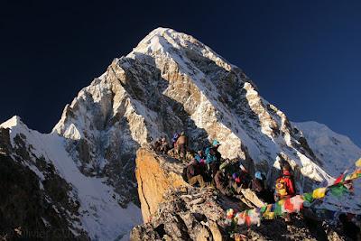 Kala Pattar - 5630 m