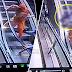 (Video) Anak maut terjatuh dari eskalator gara-gara ibu bapanya sibuk berselfie