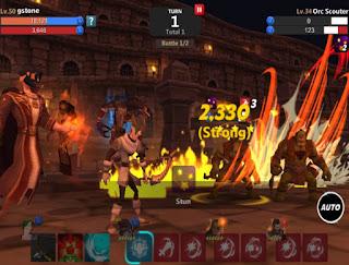 王國之戰:無盡戰役 Guardian Stone App
