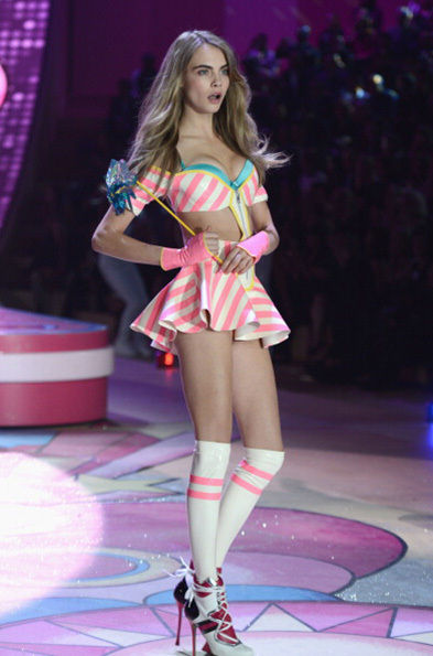 Fantasia Victoria´s Secret Fashion Show 2012