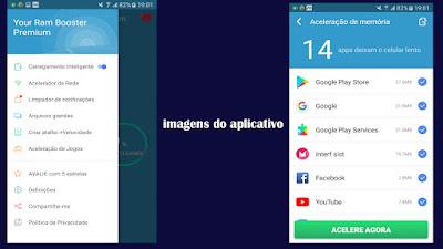 aplicativo de otimização