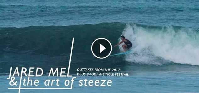 Jared Mell the Art of Steeze