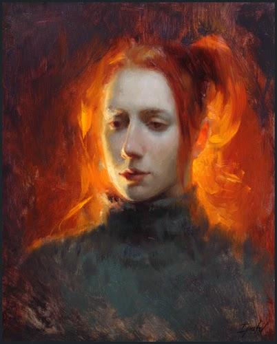 Luz Ardente - Ignat Ignatov e suas mais belas pinturas  ~ Pintora russa