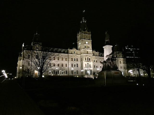 Parliament Building Quebec City