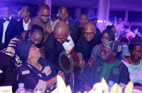 Olusegun Obasanjo 80th Birthday Party