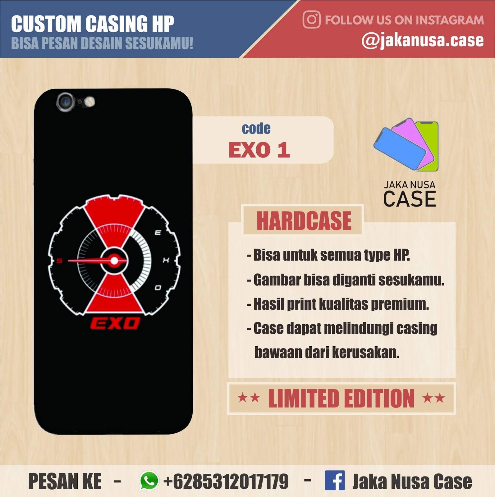52+ Gambar Case Hp Exo Gratis
