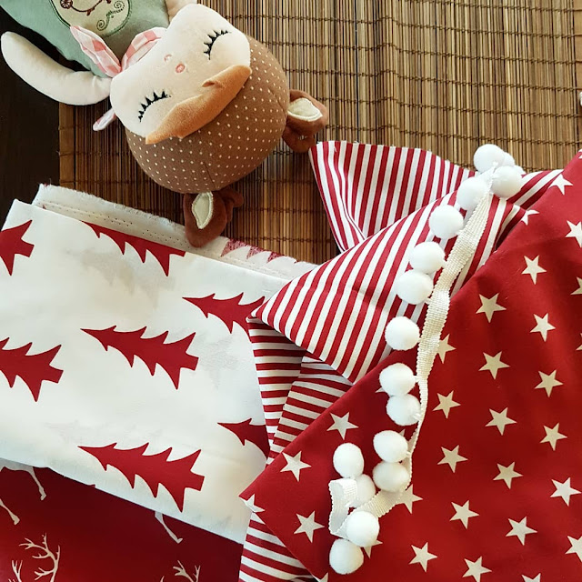 Świąteczne skarpety handmade od NIAF NIAF