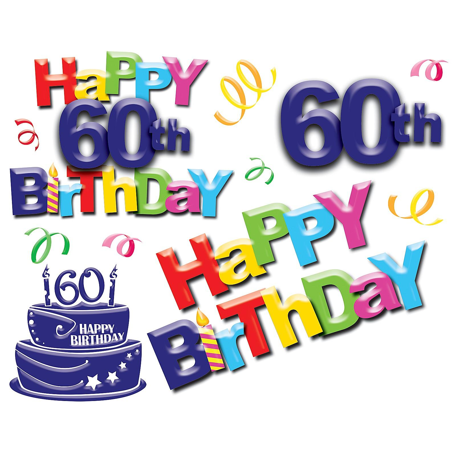 100+ 60th Birthday Wishes - Special Quotes, Messages ...