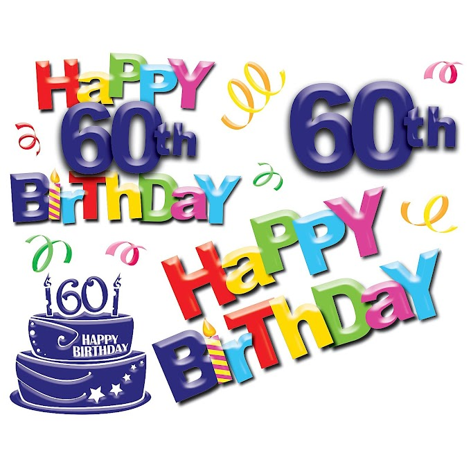 100+ 60th Birthday Wishes - Special Quotes, Messages, Saying for a 60-Year-Old