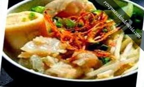 Resep Mie Kocok - Masakan Khas Bandung