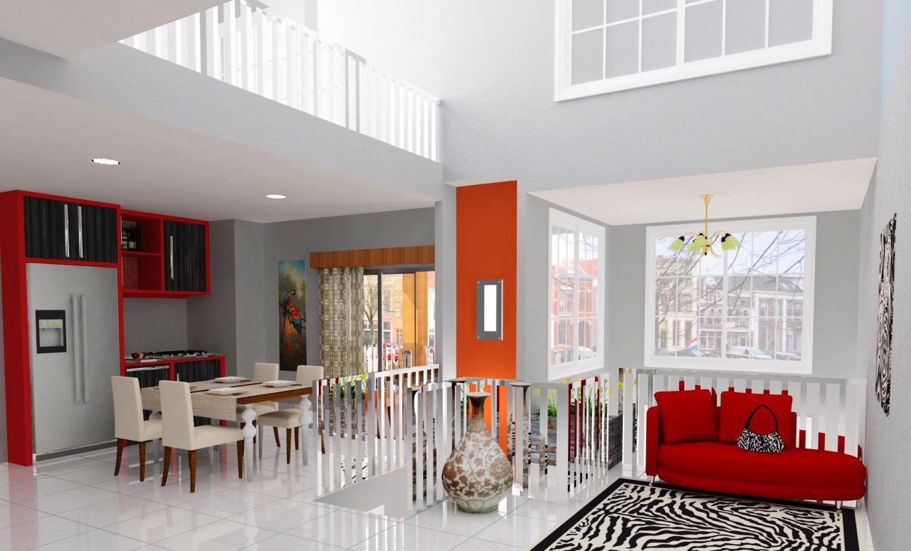 Gambar  Model Konsep Tata Ruang Home Theater Pribadi Desain