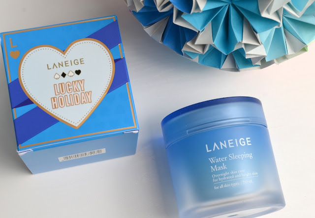 Korean Beauty | Laneige Water Sleeping Mask