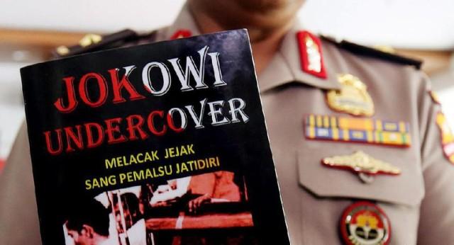 Bareskrim: Motif Penulis 'Jokowi Undercover' Ingin Bikin Heboh