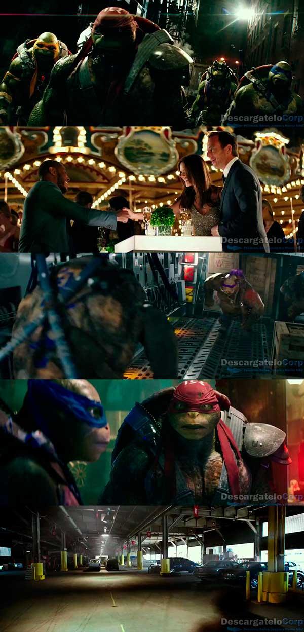 Tortugas Ninja 2 Fuera de las Sombras HD 720p Latino