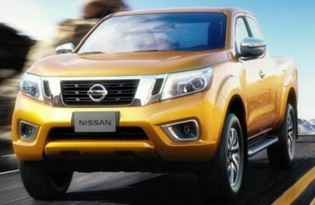 2018 Nissan Navara Redesign