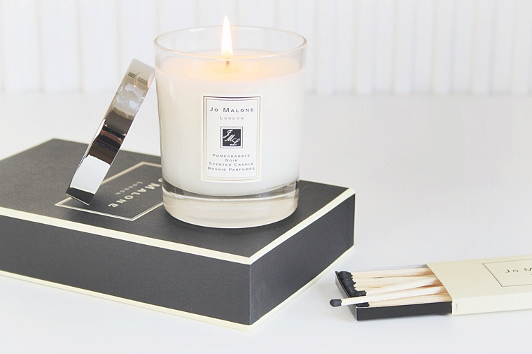 Jo Malone Candles Have Been A Favourite Of Mine For Around Year Or So Now There Is Just Something About The Packaging And Variety Scents That Conveys