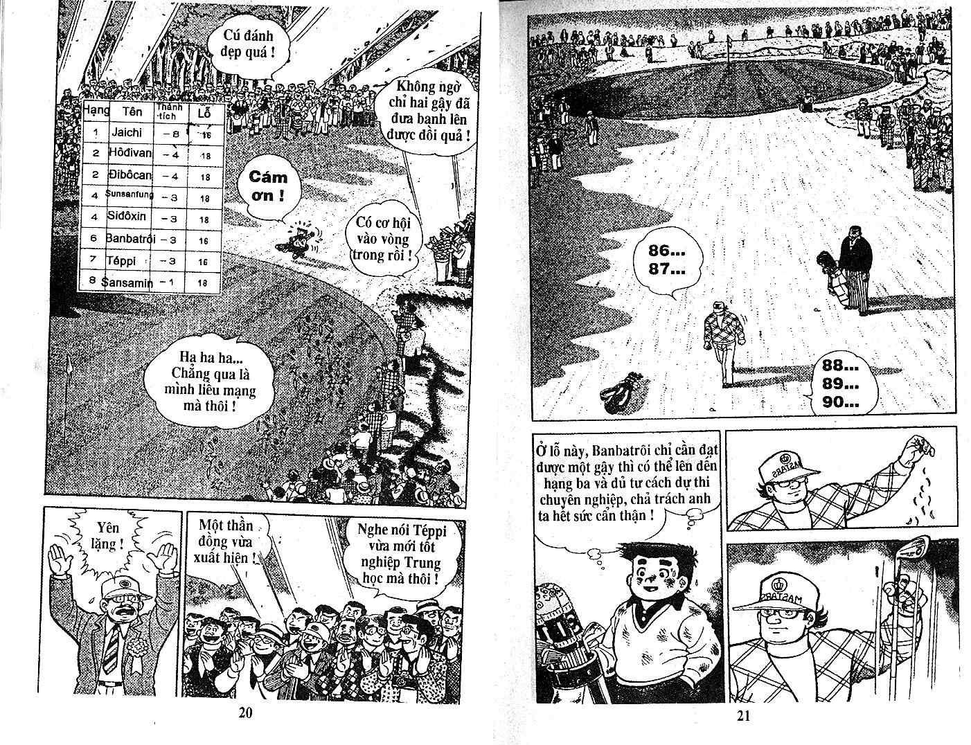 Ashita Tenki ni Naare chapter 20 trang 9