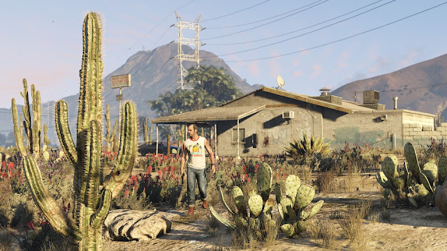 Download Grand Theft Auto V Update v1.36-RELOADED
