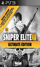 9ddd764ea16e6933bf75b86a981ca6bc5dbf75fe - Sniper Elite III Ultimate Edition PS3-ABSTRAKT