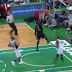 Dwyane Wade rejected by rim on breakaway dunk attempt vs Celtics (Video)