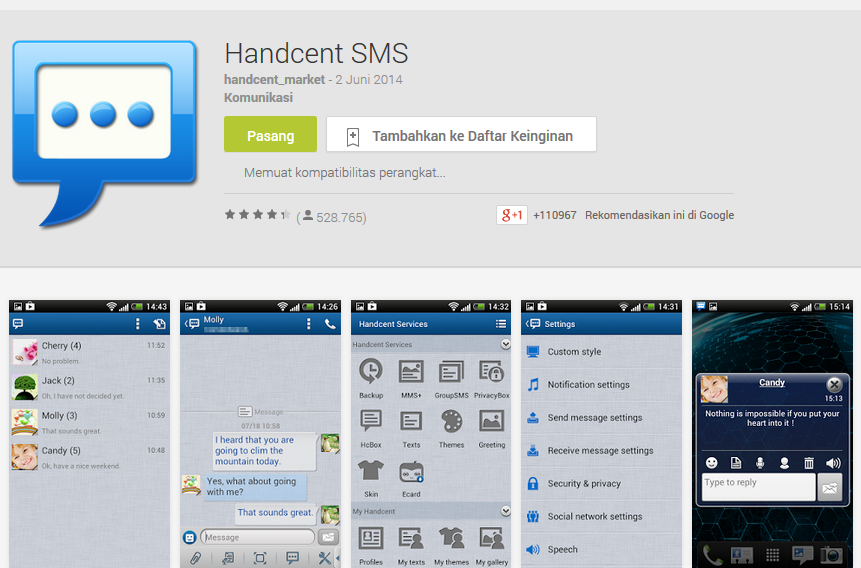 Cara Menonaktifkan SMS pada HP Android