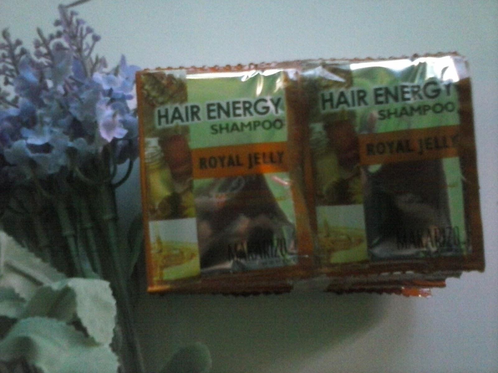 Review Makarizo Hair Energy Fibertherapy 60g X 4 Sachet Sebelumnya Aku Pake Sampo Madu Dan Krimbatnya Kebetulan Samponya Abis Juga Mau Karena Suka Sebagai Kondi Hehe So