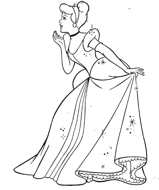 cinderella carriage coloring page - the philosopher 39 s wife free printable disney coloring pages