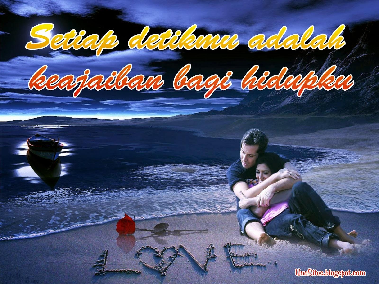 Gambar Kata Kata Cinta Romantis Terbaru 2013  Super Baper