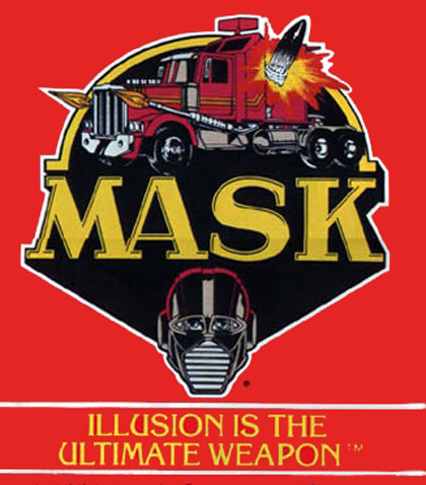 M.A.S.K. at 30:  M.A.S.K. Where Illusion is the Ultimate Weapon