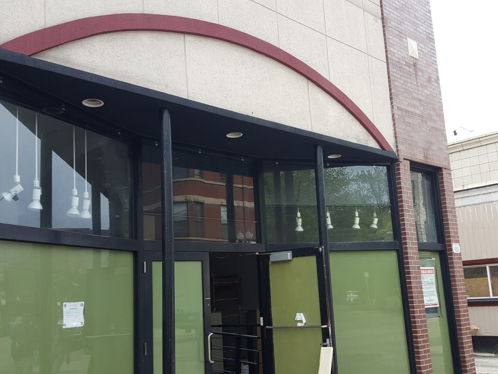 The Chicago Real Estate Local New Robert Jeffrey Salon In