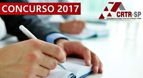 Concurso CRTR-SP 5ª região 2017