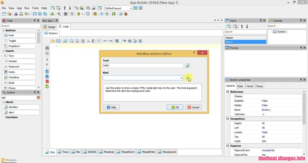 Download App Builder 2019.29 Full Crack, môi trường phát triển ứng dụng trên các nền tảng Windows, App Builder 2019, App Builder 2019 free download, App Builder 2019 full key